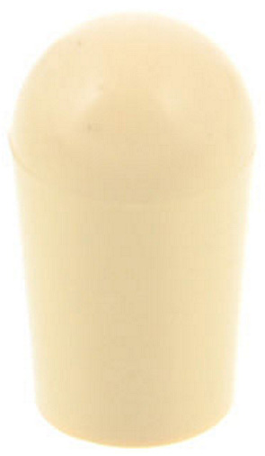 Embout sélecteur Gibson Toggle Switch Cap - White