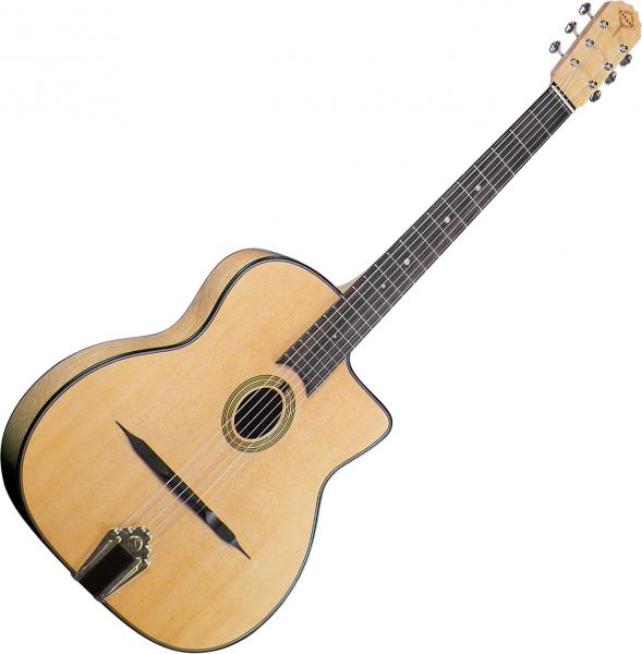 Guitare manouche Gitane DG-250M Professional Gypsy Jazz - Natural