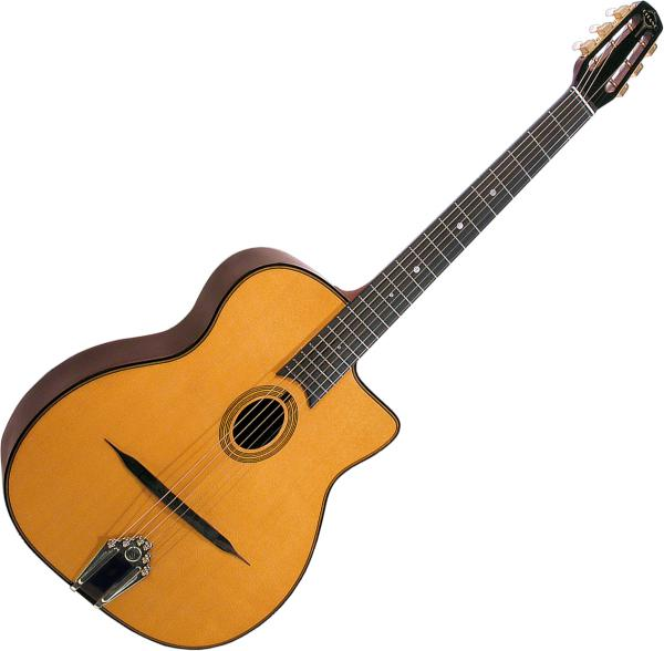 Guitare manouche Gitane DG-255 Professional Gypsy Jazz - Natural