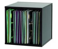 Mobilier rangement dj Glorious Record Box 110 Black