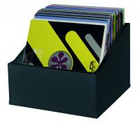Mobilier rangement dj Glorious Record Box Advanced 110 Black