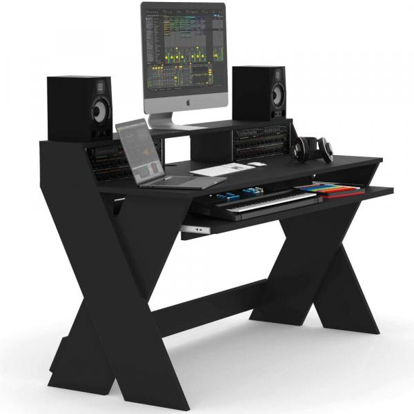 Stand et support studio Glorious Sound Desk Pro Black