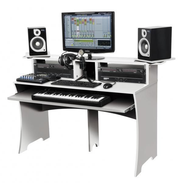 glorious workbench white livr chez vous avec star 39 s music. Black Bedroom Furniture Sets. Home Design Ideas