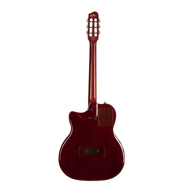 Guitare manouche Godin Multiac Gypsy Jazz +Case - natural hg