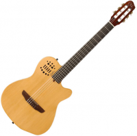 Guitare classique format 4/4 Godin Multiac Nylon ACS Slim +bag - Natural
