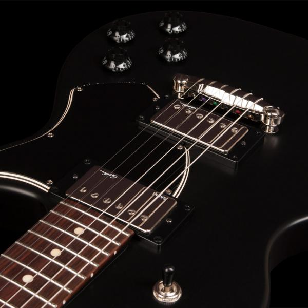 Guitare électrique solid body Godin Summit Classic SG +bag - matte black