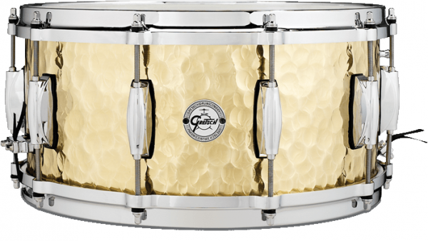 Caisse claire Gretsch Full Range 14 - Gold