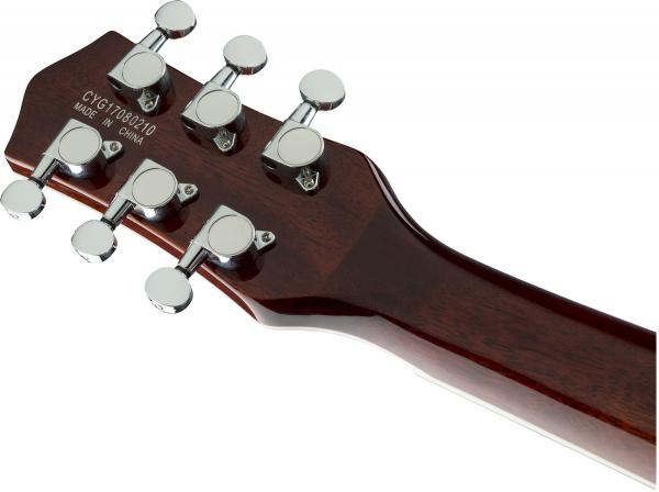 Guitare électrique solid body Gretsch G5220 Electromatic Jet BT V-Stoptail - dark cherry metallic