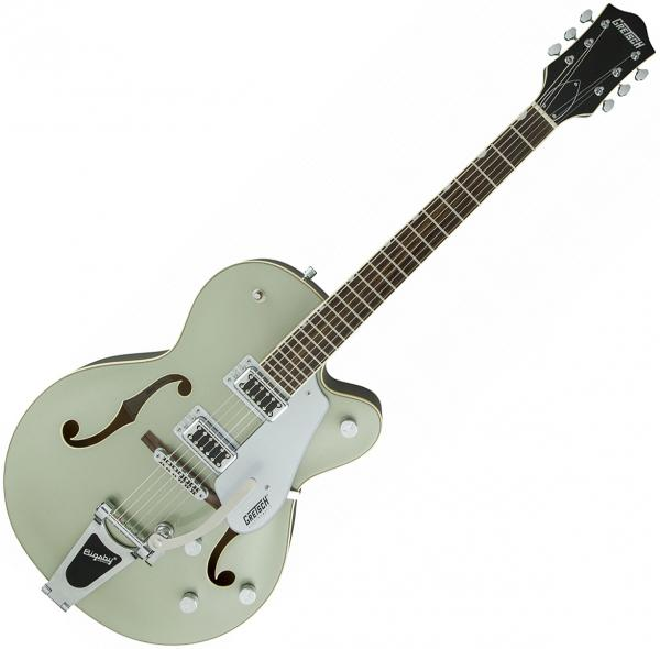 Guitare électrique 1/2 caisse Gretsch G5420T Electromatic Hollow Body (2016) - aspen green