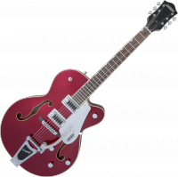 Guitare électrique hollow body Gretsch G5420T Electromatic Hollow Body - Candy apple red
