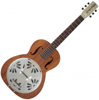 Dobro resonateur Gretsch G9200 Boxcar - Natural