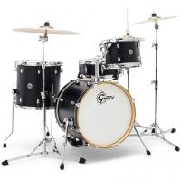 image J404FB Catalina Club Jazz 20 - 4 FÛTS - Satin flat black