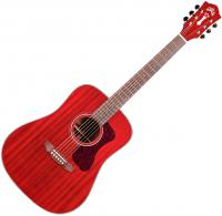 Guitare folk Guild D-120 Westerly - Cherry red gloss