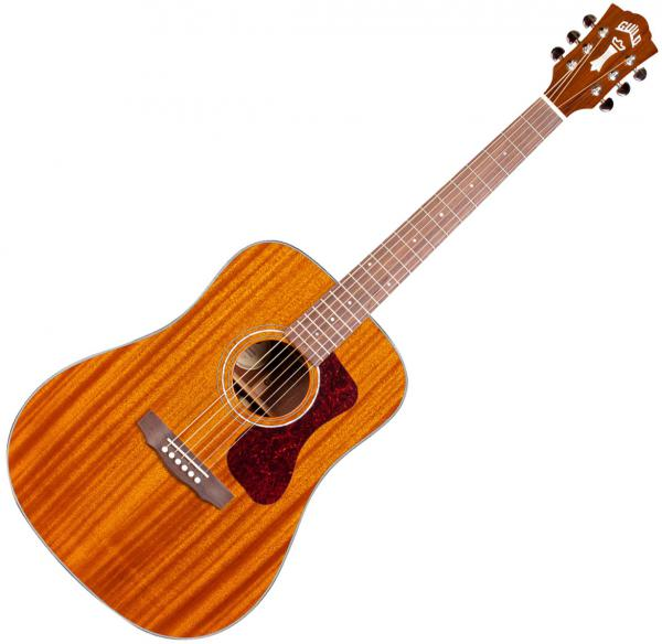 Guitare folk & electro Guild D-120 Westerly - Natural