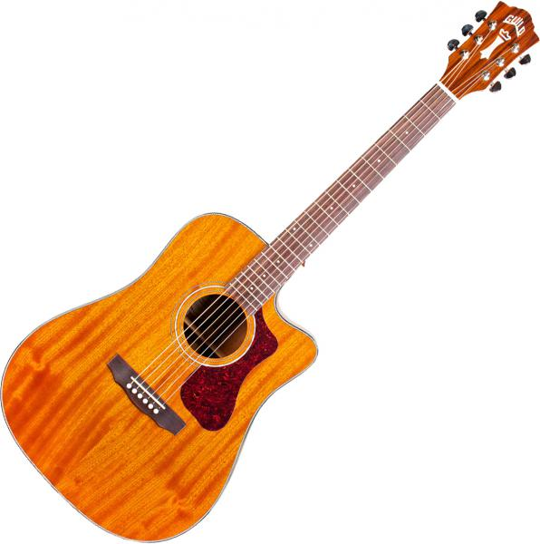 Guitare folk & electro Guild D-120CE Westerly - Natural