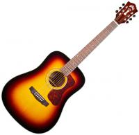 Guitare folk Guild D-140 Westerly - Sunburst gloss