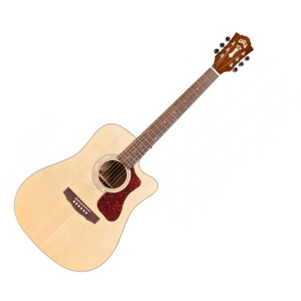 Guitare folk Guild D-140CE Westerly - natural