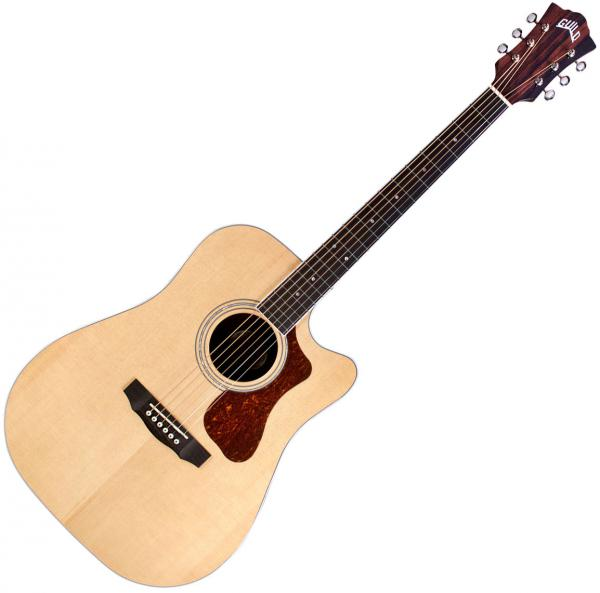 Guitare folk Guild D-260CE Deluxe Westerly - natural