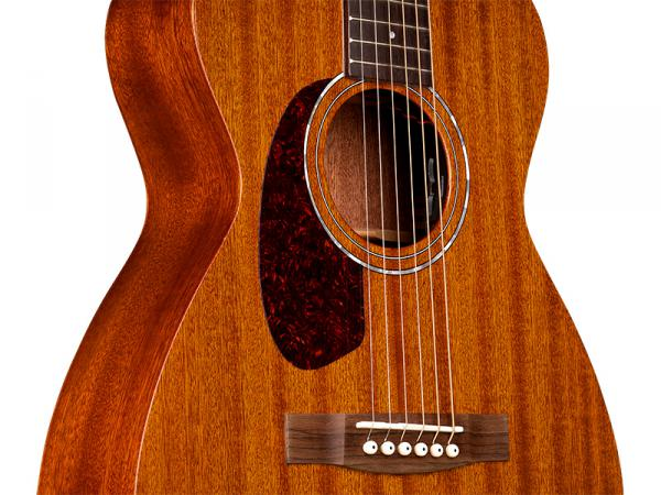 Guitare folk Guild M-120LE Gaucher +bag - natural