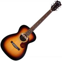 Guitare folk Guild M-240E Troubadour Westerly +bag - Vintage sunburst