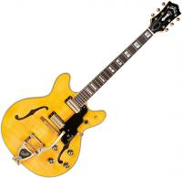 Guitare électrique hollow body Guild Starfire VI Bigsby - Natural