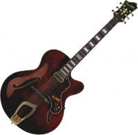 image Jazz Model HL550 - natural mahogany gloss