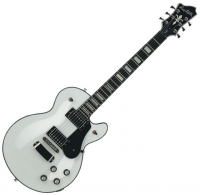 Guitare électrique solid body Hagstrom Swede - White