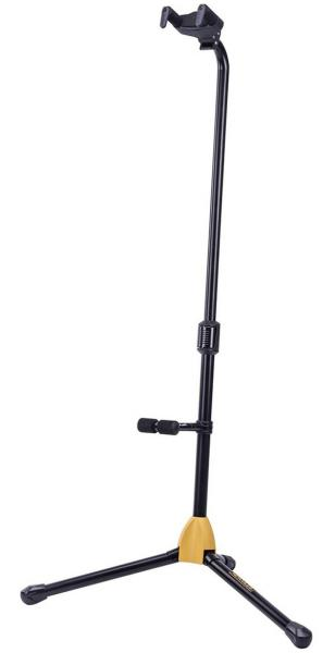 Stand & support guitare & basse Hercules stand GS412B Plus Floor Single Guitar Stand