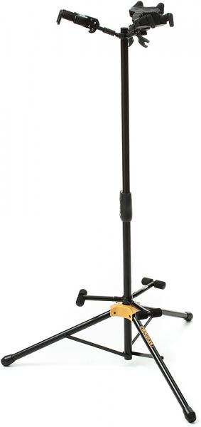 Stand & support guitare & basse Hercules stand GS432B Floor 3-Guitars Stand