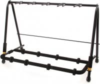 image GS525B Rack 5-Guitars Stand