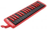 Mélodion & mélodica Hohner C943274 Melodica Fire 32 Rouge Noir