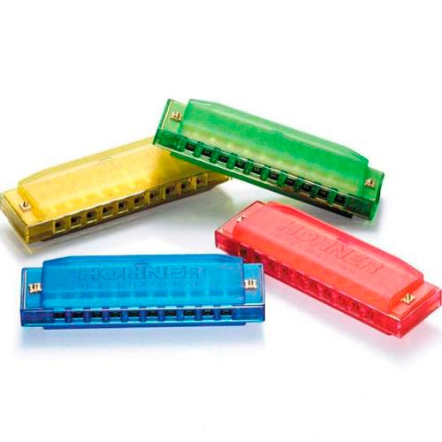 Instrument soufflé Hohner Harmonica Happy Colors Kids
