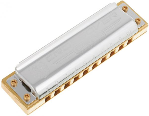 Harmonica Hohner Marine Band Crossover D