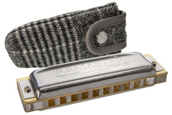 Harmonica Hohner Remaster Vol. I Diatonique Do