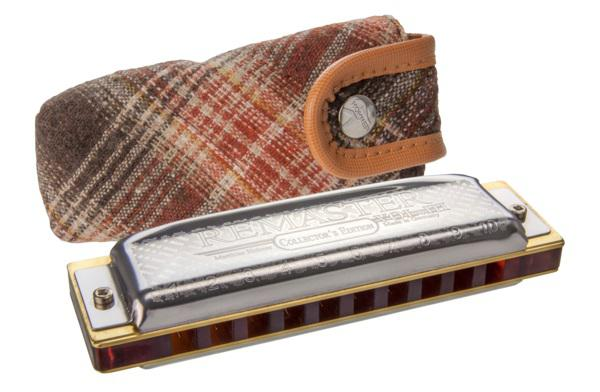 Harmonica Hohner Remaster Vol. III Diatonique Do
