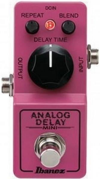 Pédale reverb / delay / echo Ibanez ADMINI Analog Delay Mini