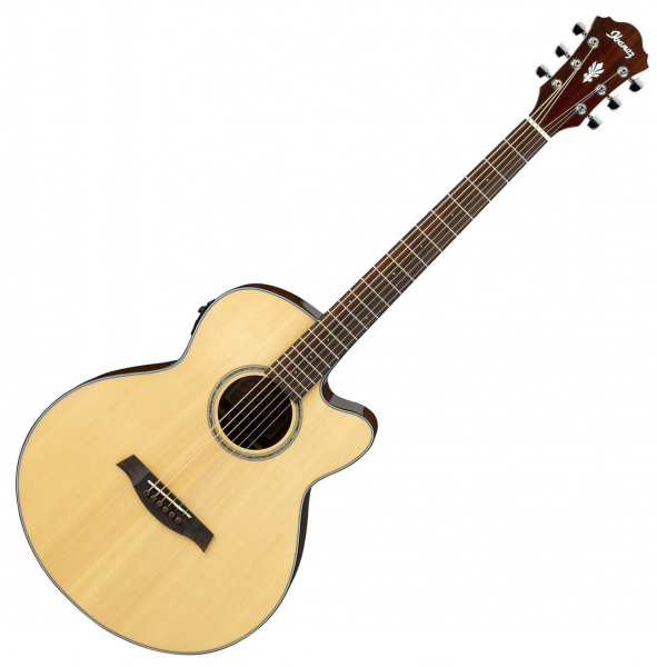 Guitare folk Ibanez AELBT1 - natural