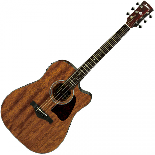 Guitare folk Ibanez AW54CE OPN Artwood - open pore natural