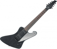 Guitare électrique baryton Ibanez Fredrik Thordendal FTM33 WK - Weathered black