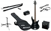 Pack basse electrique Ibanez IJSR190 Jumpstart Bass Pack - Black
