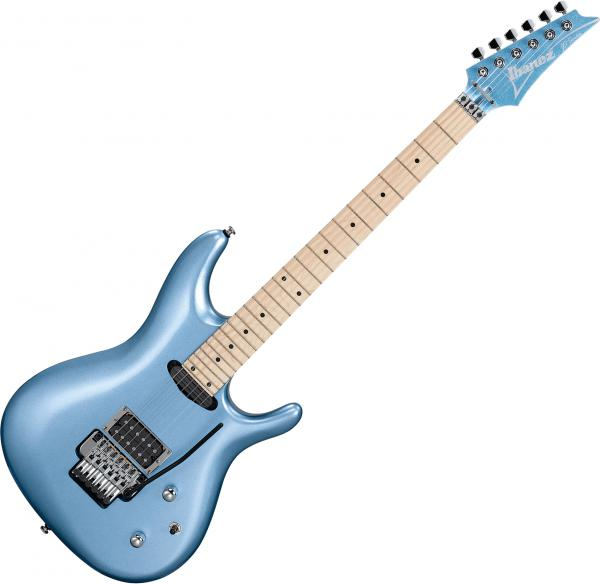 Guitare électrique solid body Ibanez Joe Satriani JS140 SDL - Soda blue