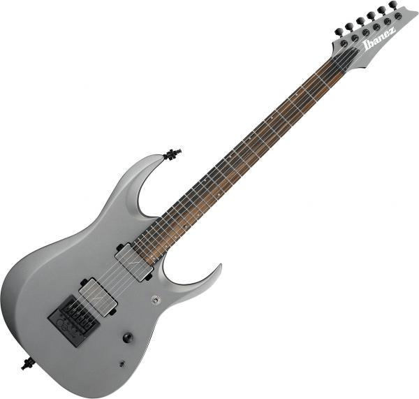 Guitare électrique solid body Ibanez RGD61ALET MGM Axion Label - Metallic gray matte