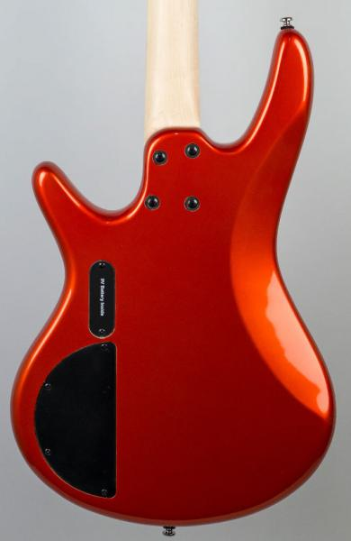 Basse électrique solid body Ibanez SRMD200 ROM SR Mezzo (MN) - roadster orange metallic