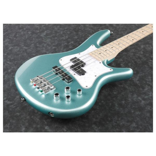 Basse électrique solid body Ibanez SRMD200 SPN SR Mezzo (MN) - sea foam pearl green