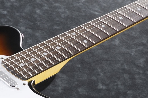 guitare lectrique solid body ibanez tm302 tfb talman tri fade burst sunburst star 39 s music. Black Bedroom Furniture Sets. Home Design Ideas