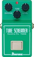 Pédale overdrive / distortion / fuzz Ibanez Tube Screamer TS808