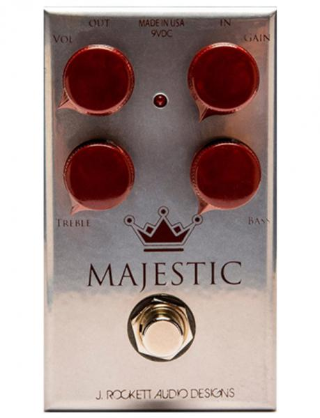 Pédale overdrive / distortion / fuzz J. rockett audio designs The Majestic Overdrive