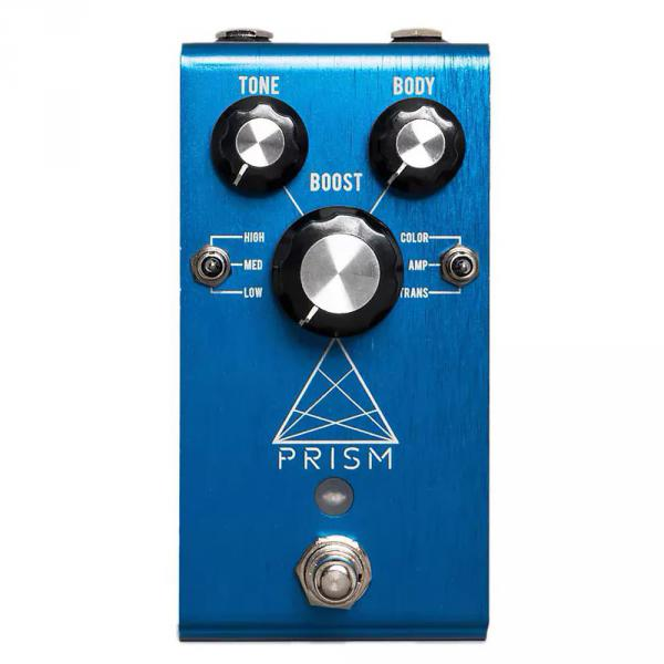 Pédale volume / boost. / expression Jackson audio Prism Blue Booster