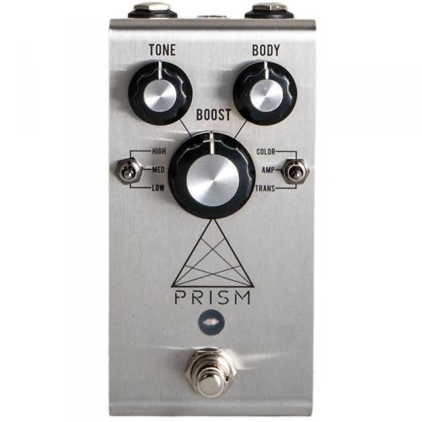 Pédale volume / boost. / expression Jackson audio Prism Silver Boost