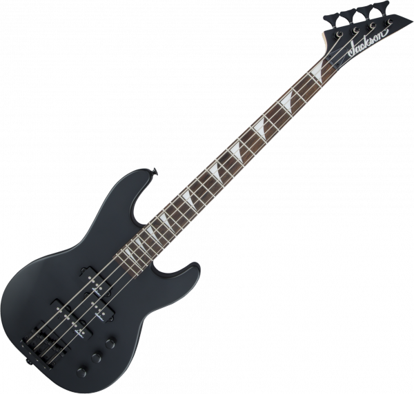 Basse électrique short scale Jackson JS Series Concert Bass Minion JS1X - Satin black